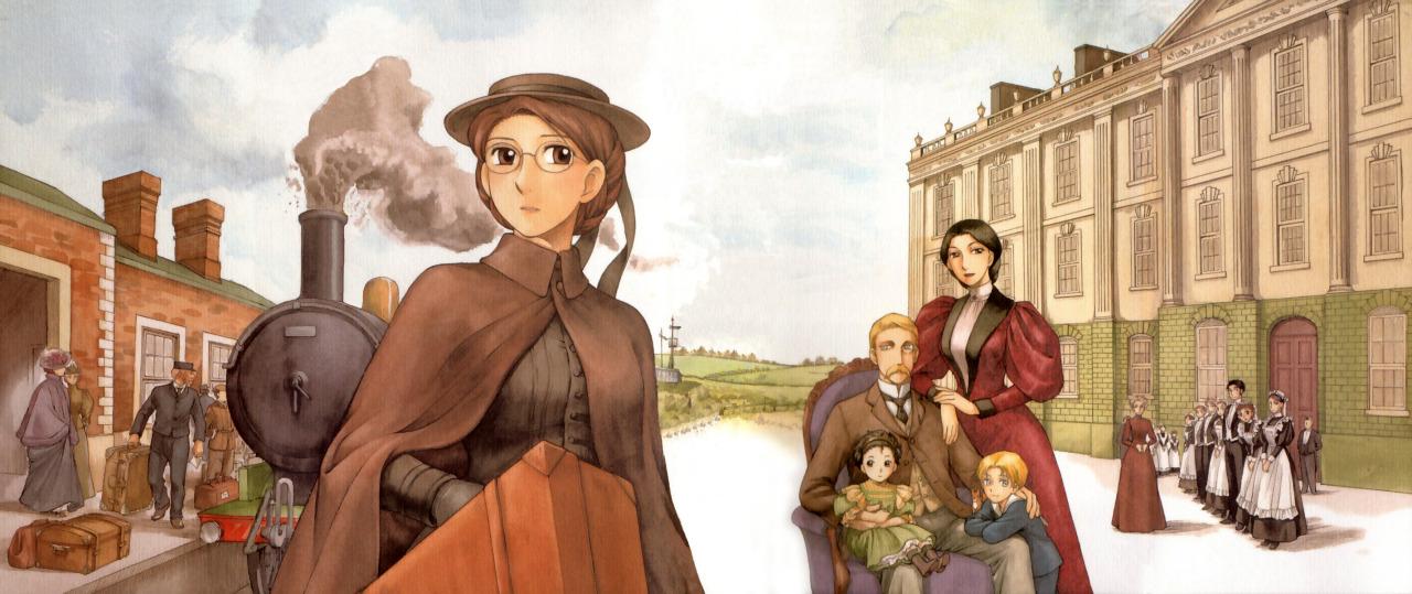 Emma Vol. 02 Cover