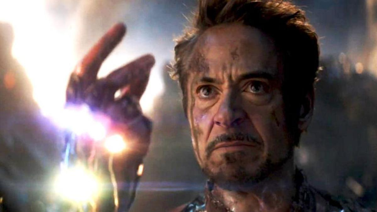 Tony Stark's legacy was confirmed the moment he snapped his fingers.
