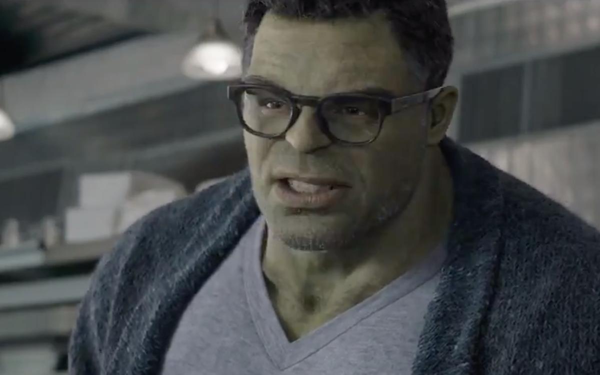 Professor Hulk, the new nightmare of the MCU fandom.