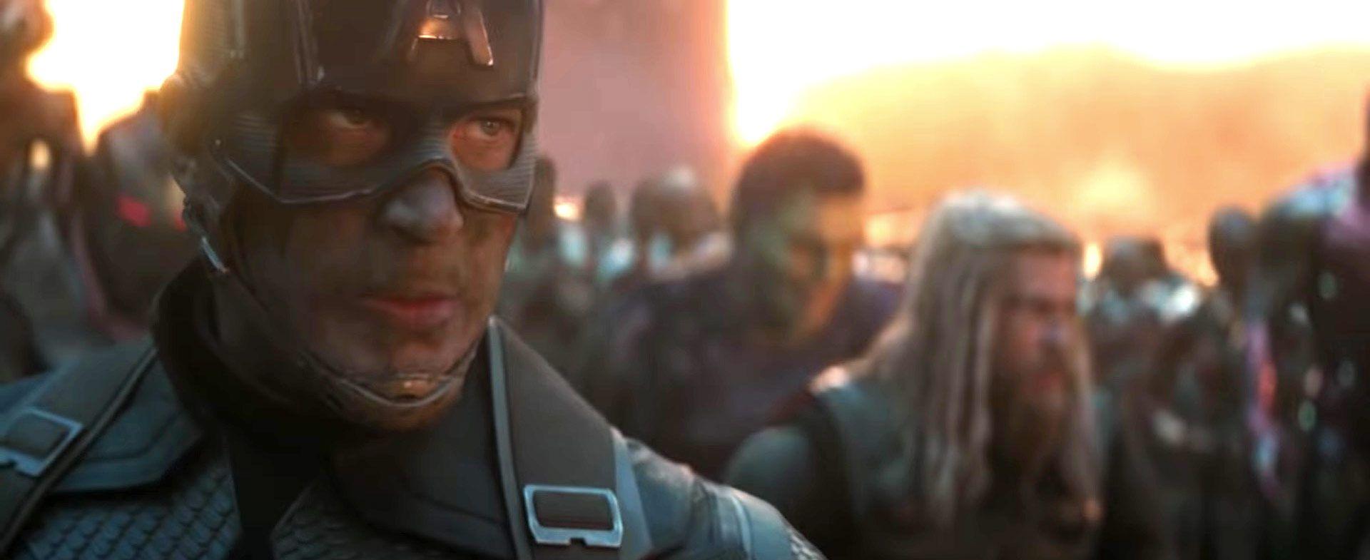 Steve Rogers has one last heroic moment for the MCU fandom.