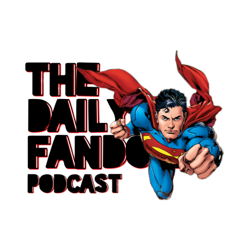 The Daily Fandom Podcast Logo
