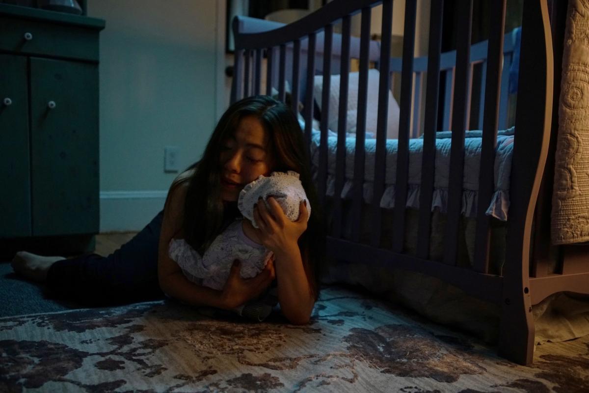 Nicole Kang as Hana in Two Sentence Horror Stories.