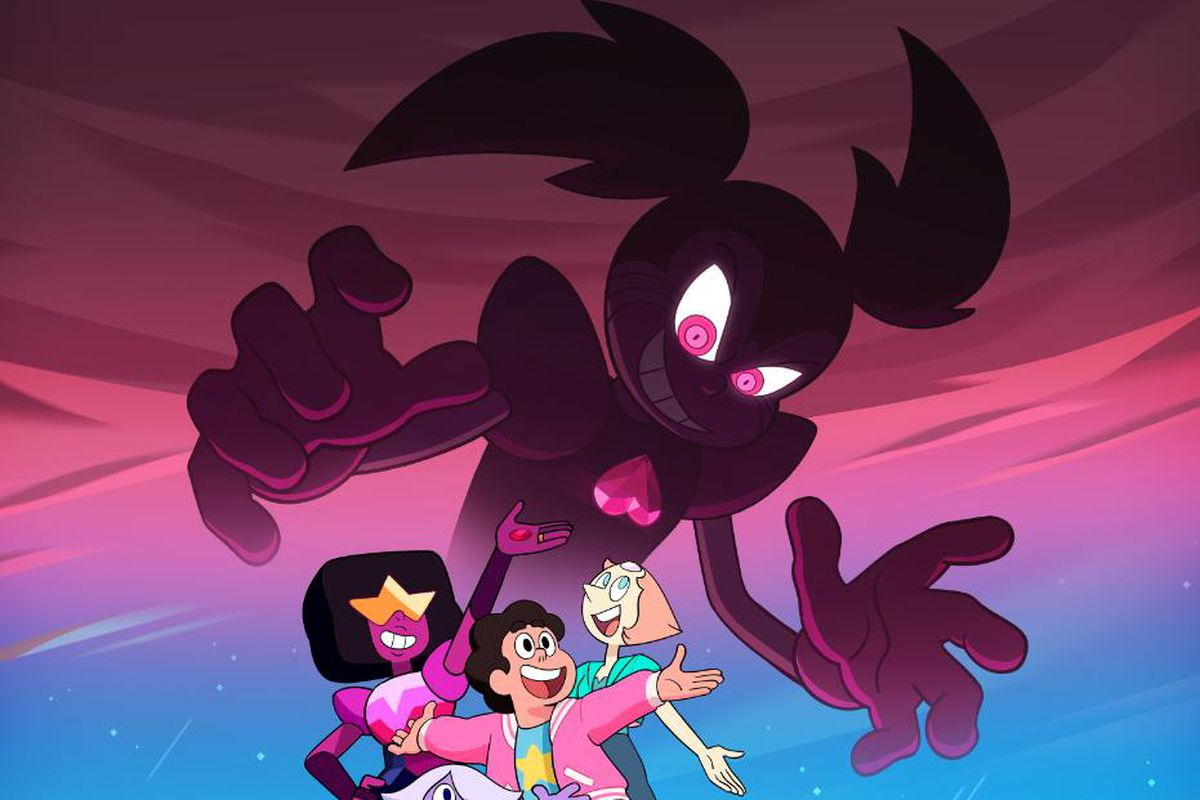 Steven Universe: The Movie Promotional Poster, 2019.