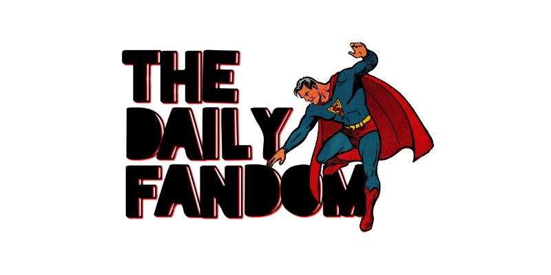 The Daily Fandom Logo
