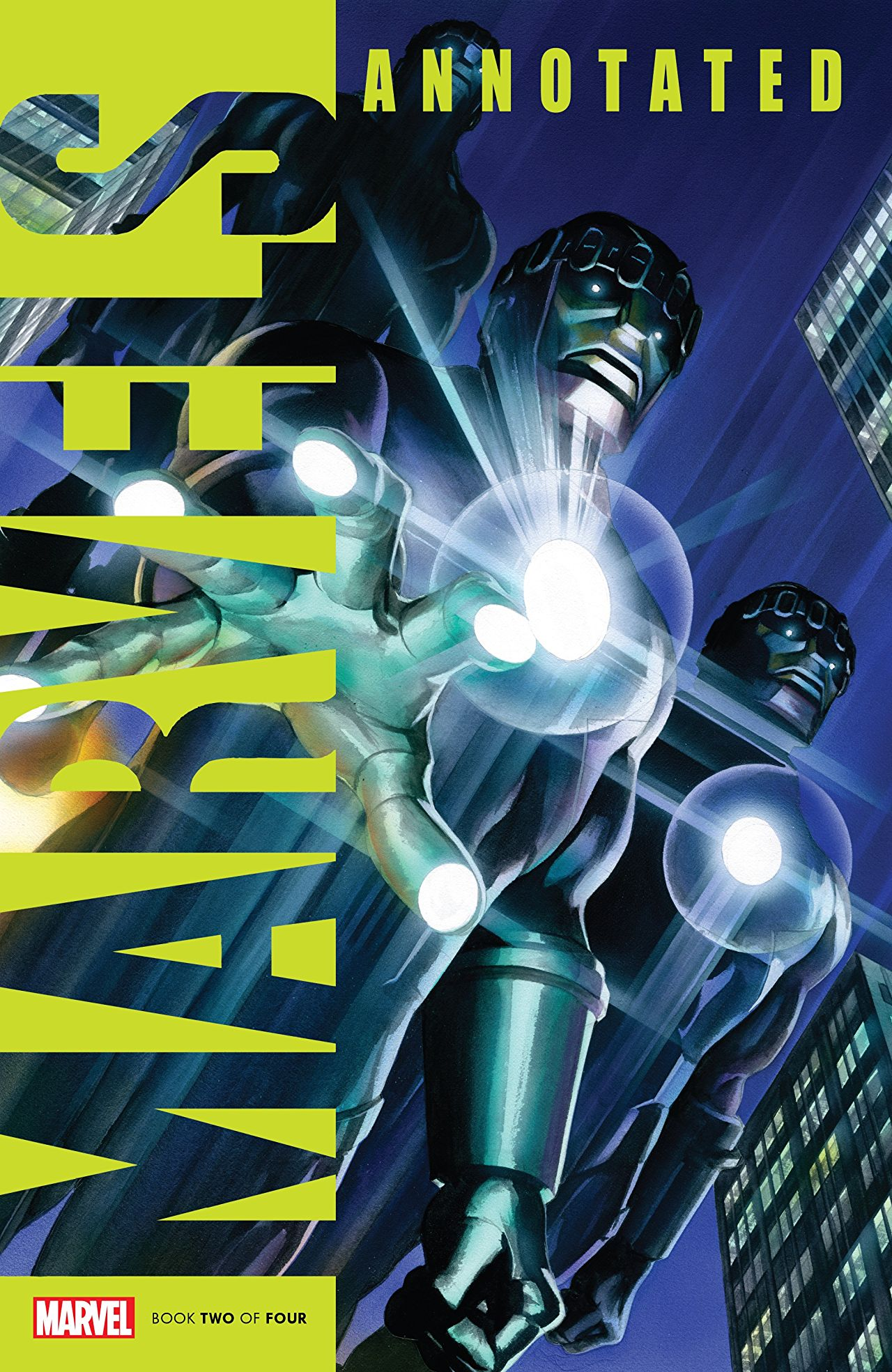 Alternate cover with Sentinels attacking.