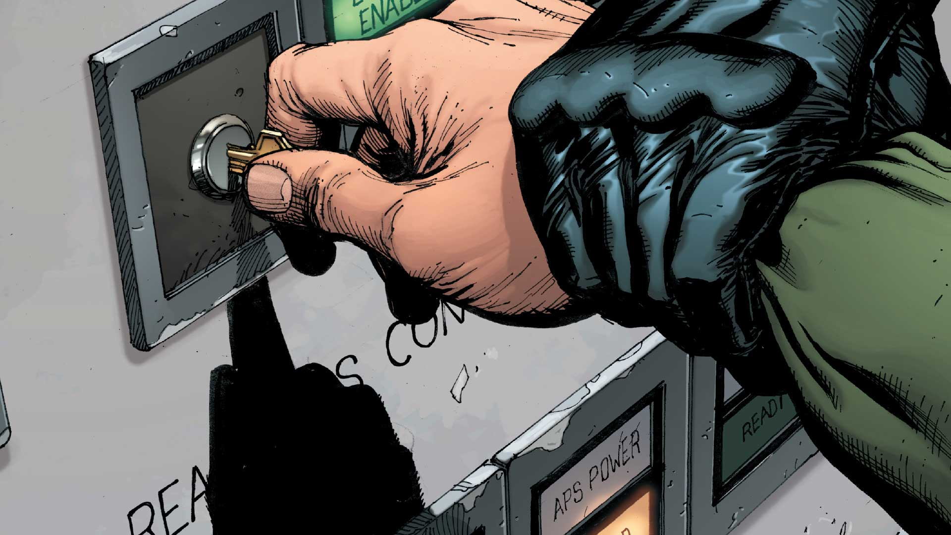 Doomsday Clock #11 (DC Entertainment)