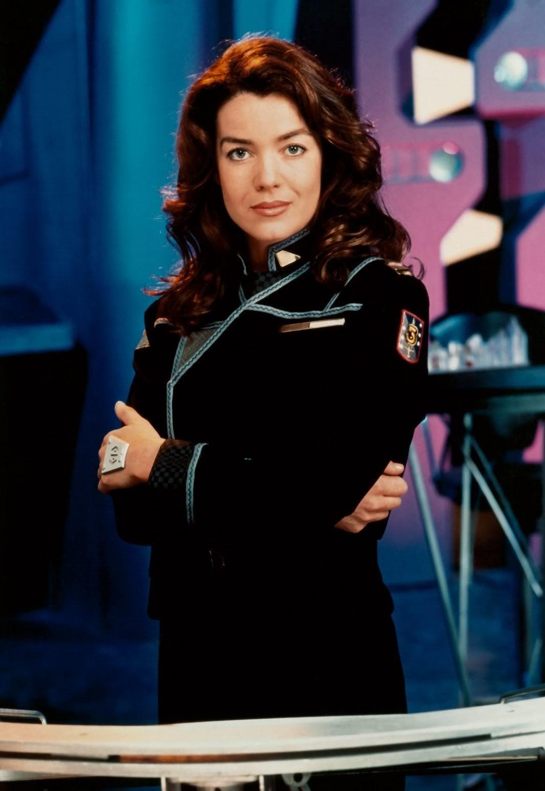 Susan Ivanova, Babylon 5's resident badass.