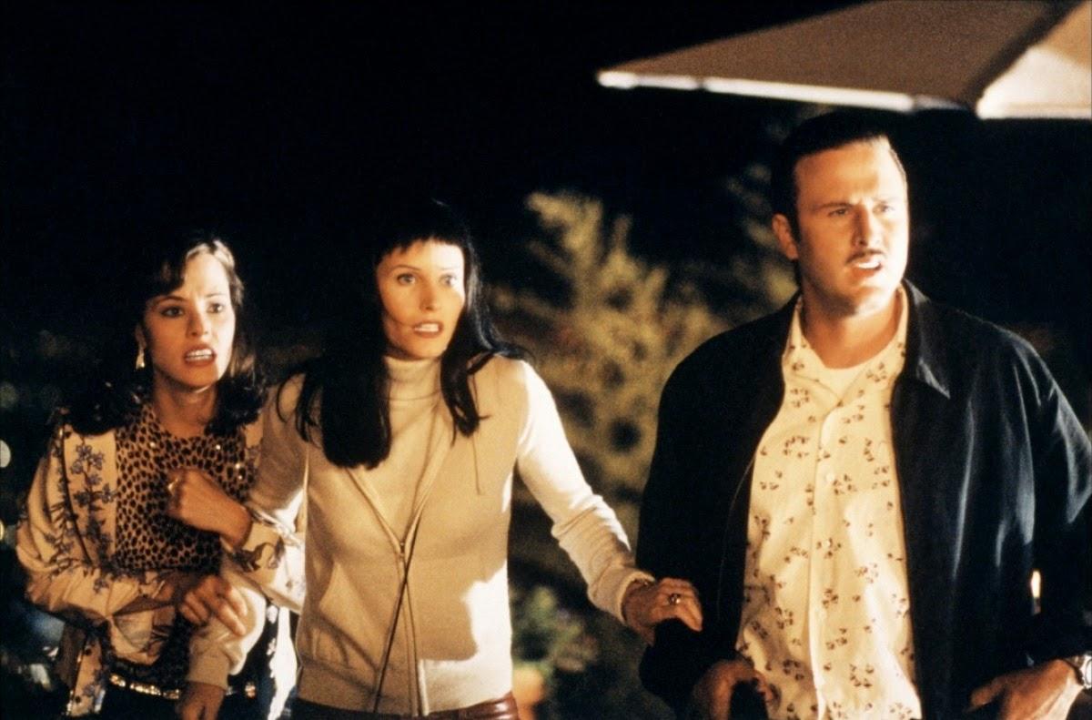 SCREAM 3 (2000) // Woods Entertainment.