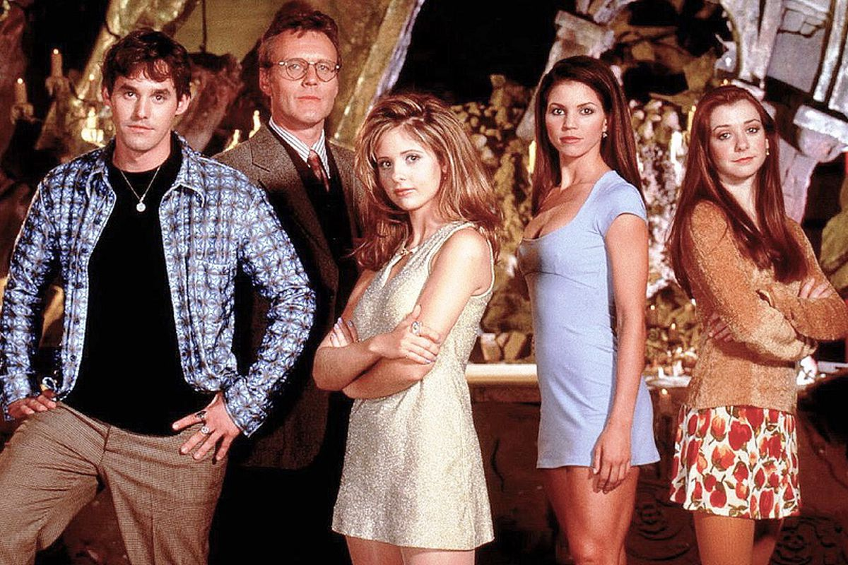 Buffy The Vampire Slayer Television Series.