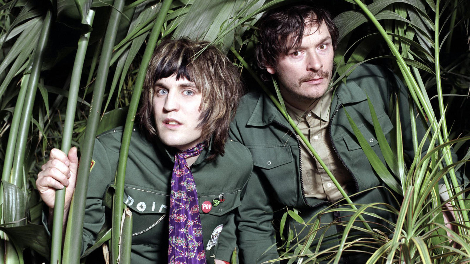 The Mighty Boosh -- BBC & Baby Cow Productions.