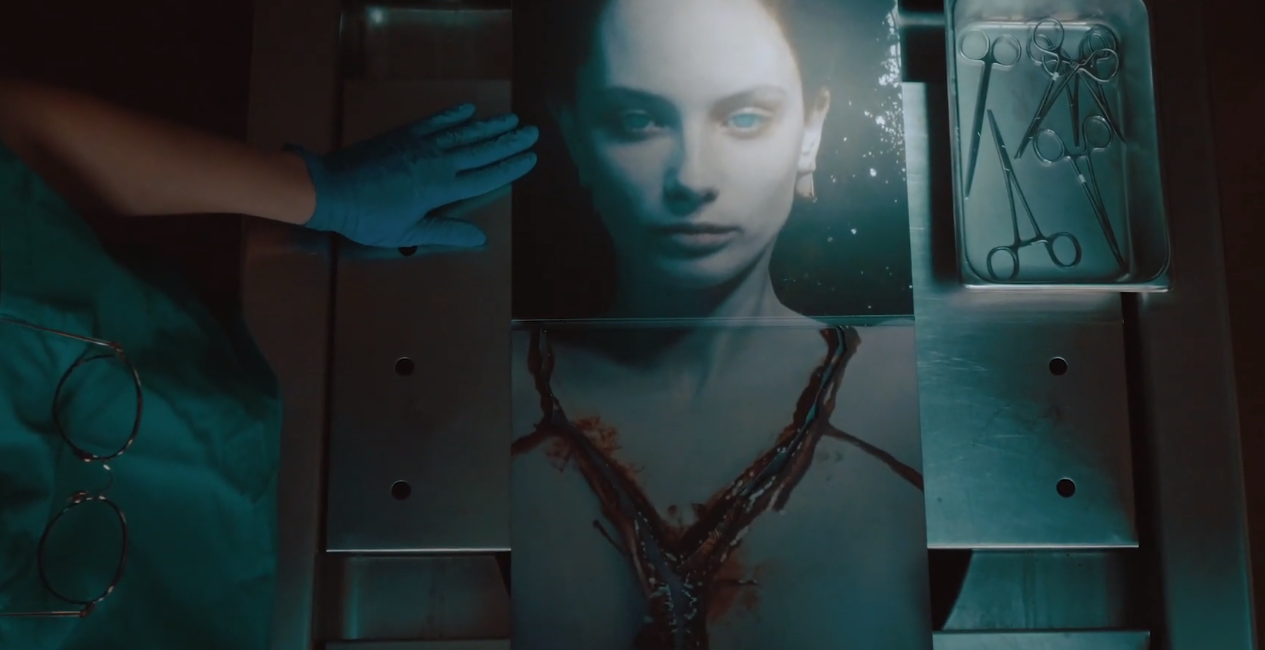 Fear: The Autopsy of Jane Doe // Netflix.