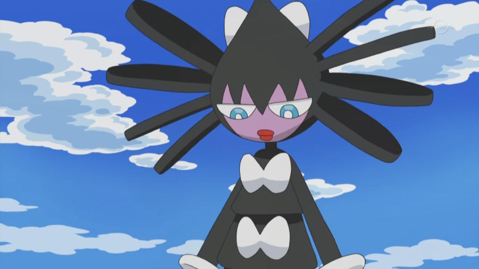 Pokémon Gothitelle.