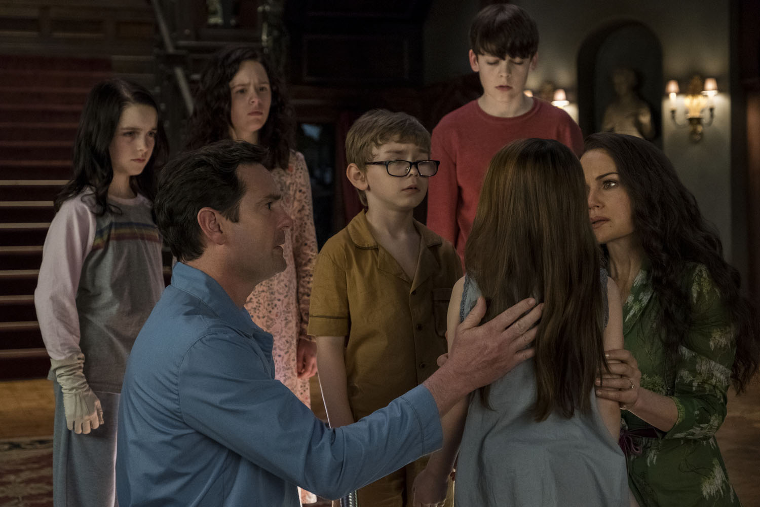The Haunting of Hill House, Two Storms.