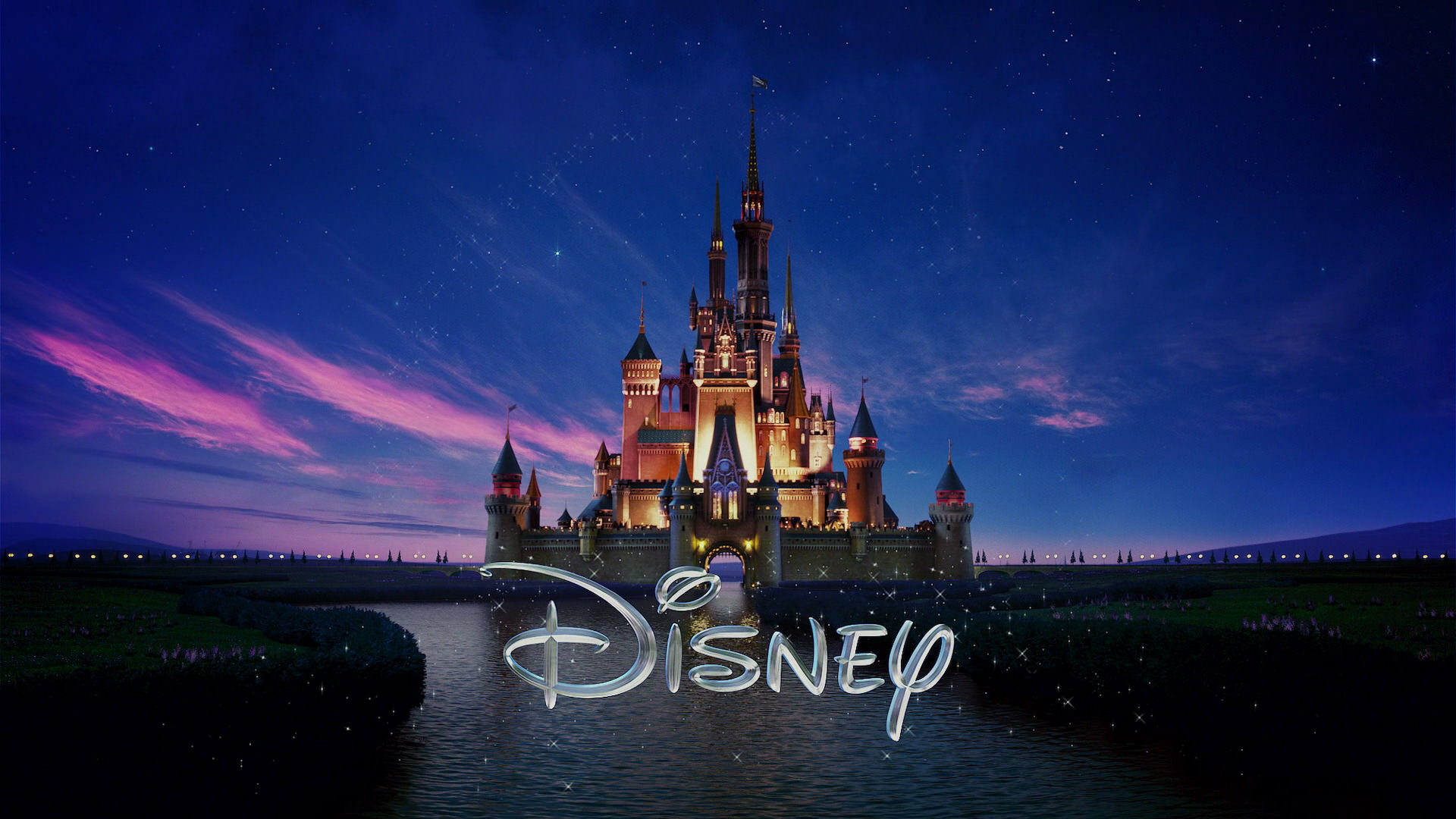 The Disney company's latest logo. Known by millions of millennials, Cinderella's castle.