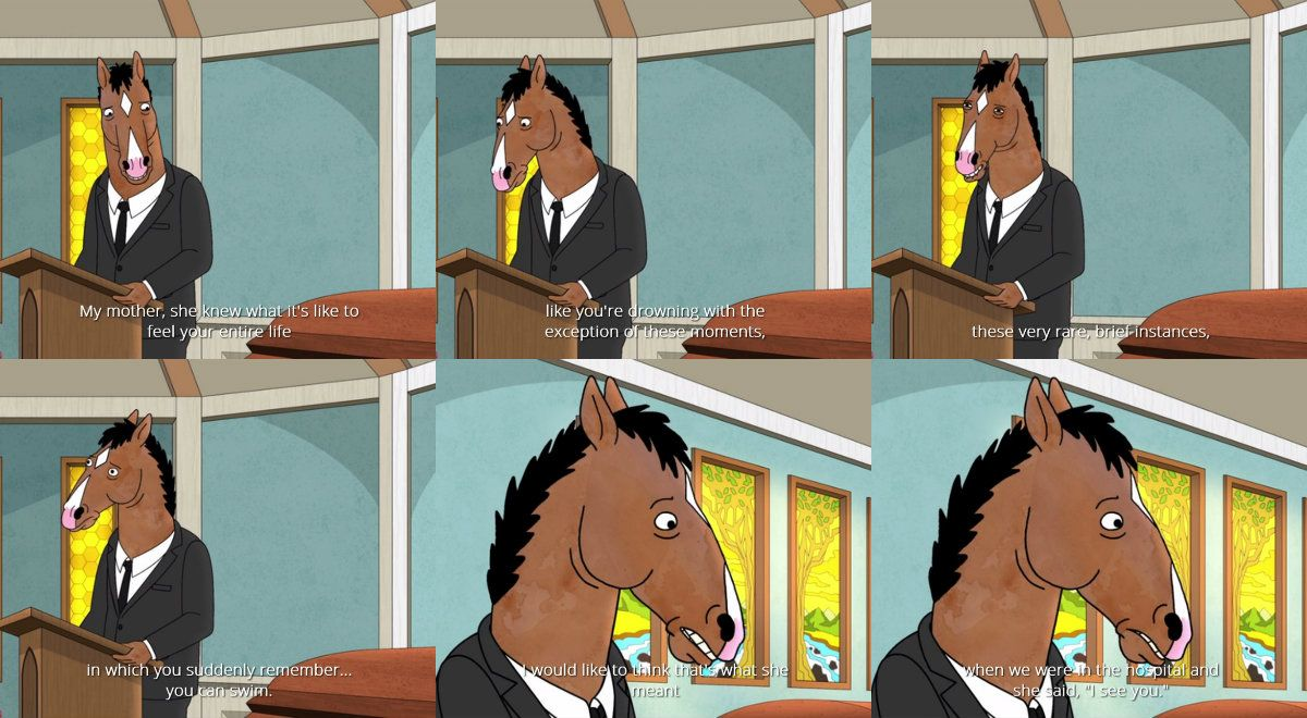 Free Churro, the best episode for Bojack Horseman: Netflix (2018).