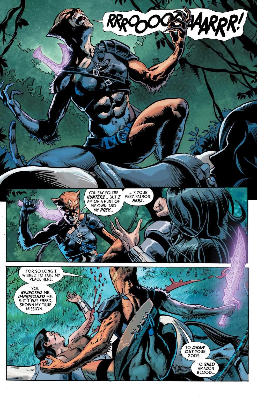 Wonder Woman #82, Page #3.
