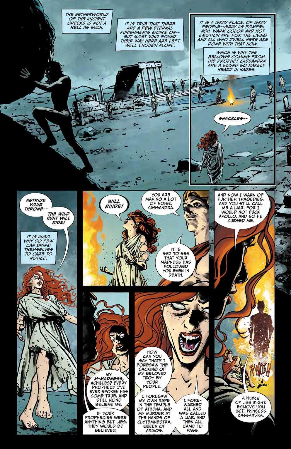 Lucifer #14 (DC Entertainment)