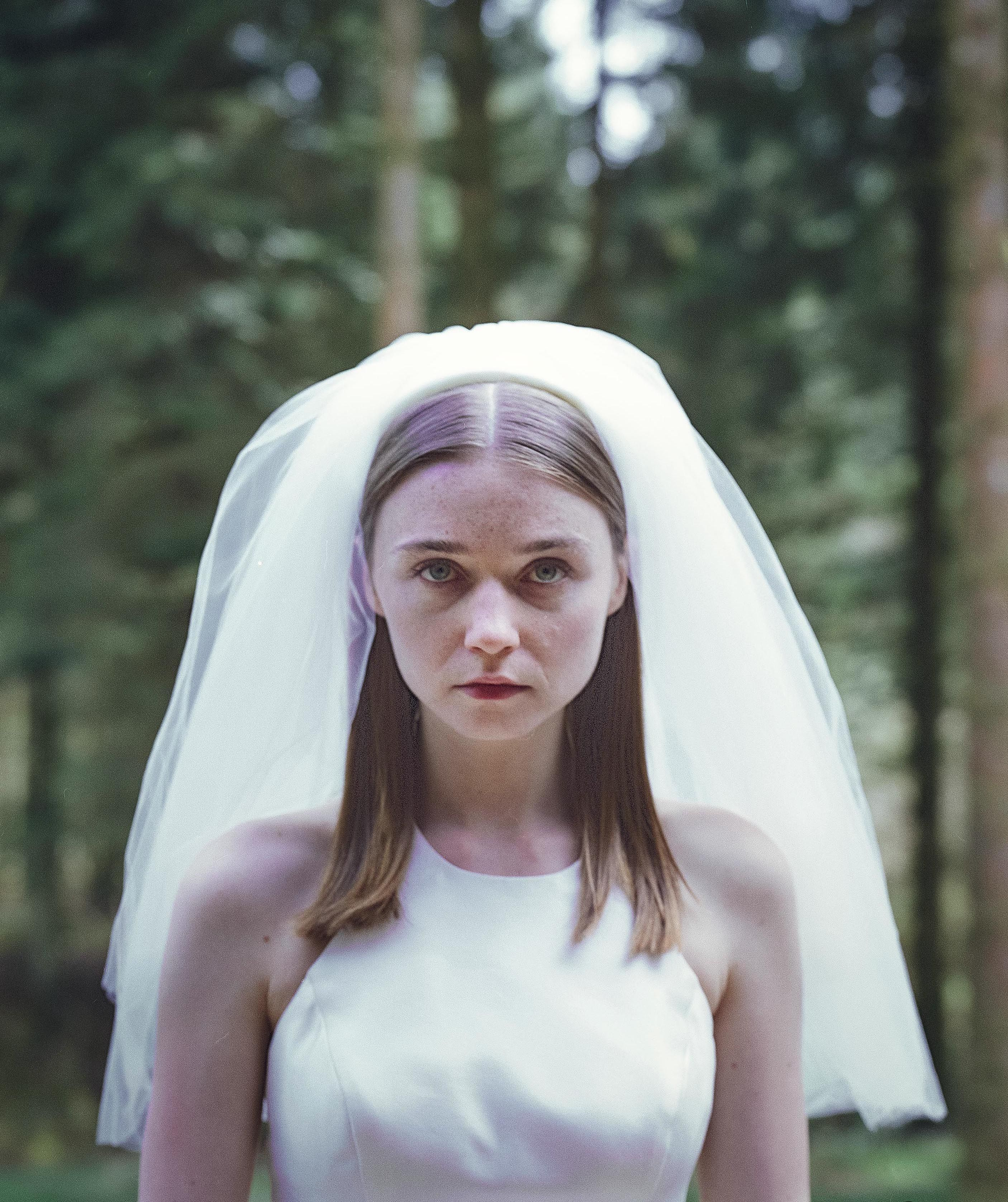 Jessica Barden as (Alyssa) in THE END OF THE FUCKING WORLD 2 on Netflix (2019).