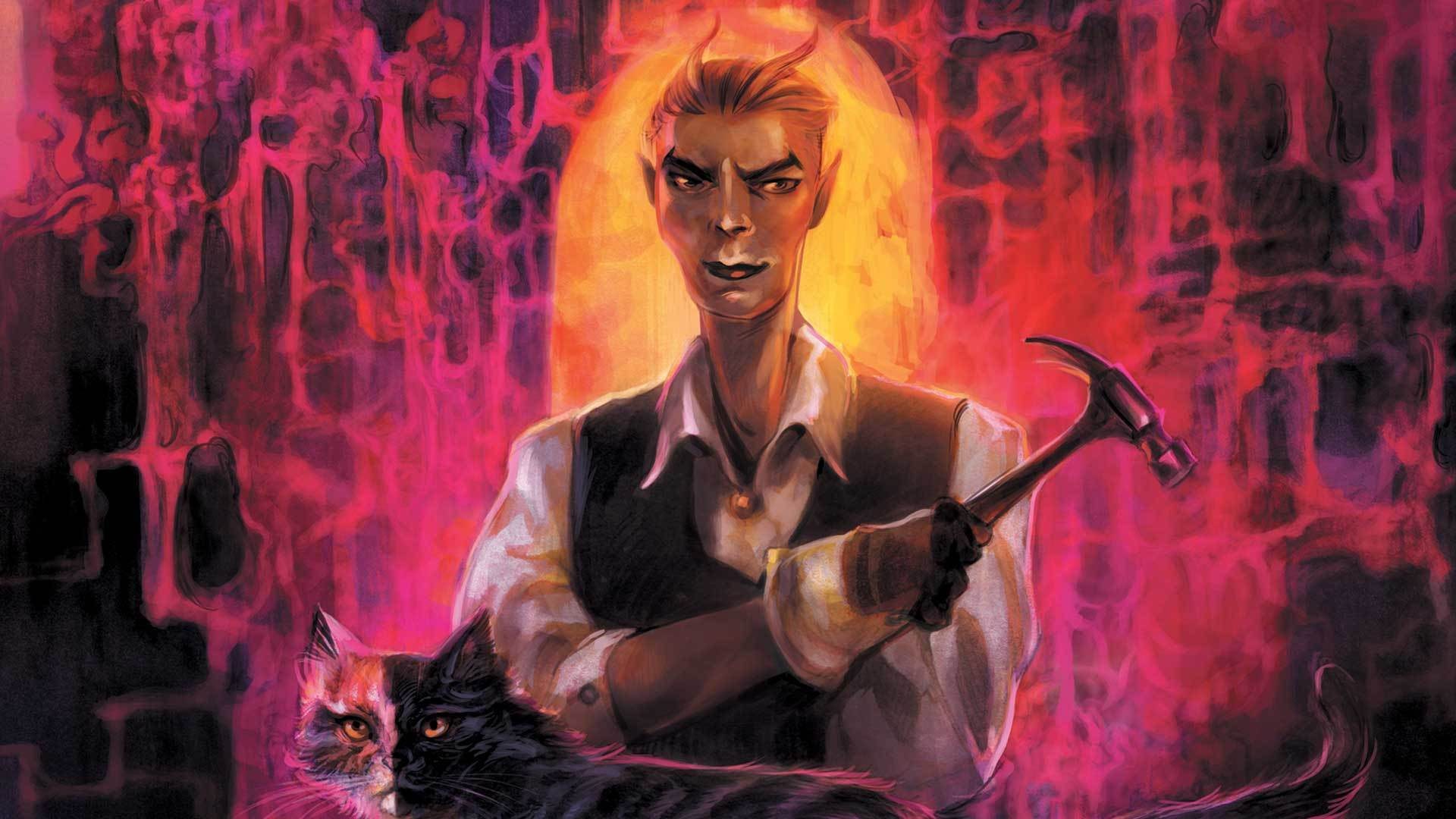 Lucifer #14 (DC Entertainment)