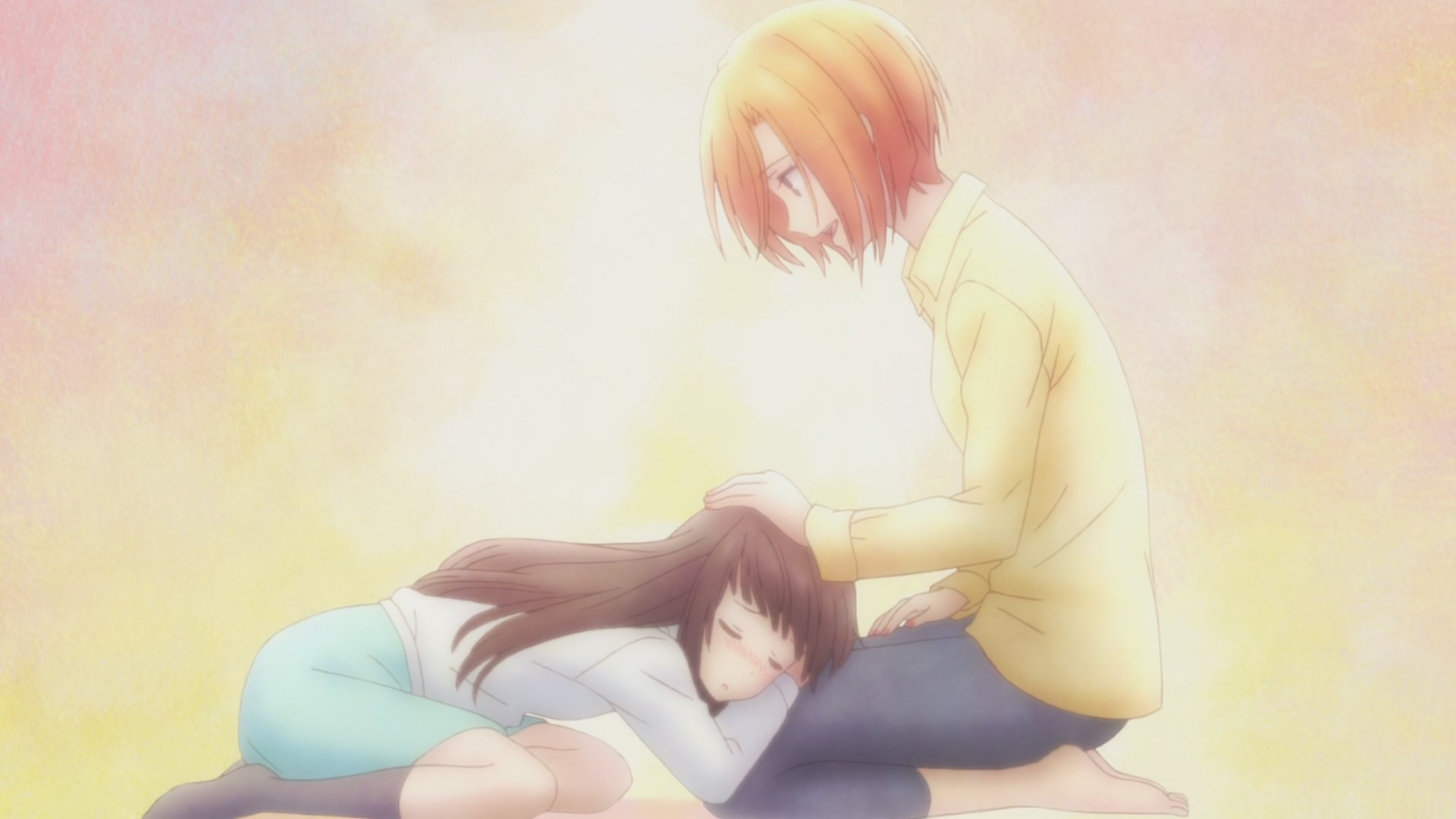 "Episode ""See You After School,"" She is in a dream with her mother."