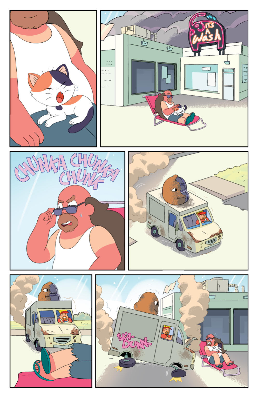 Page 3 of Steven Universe #35
