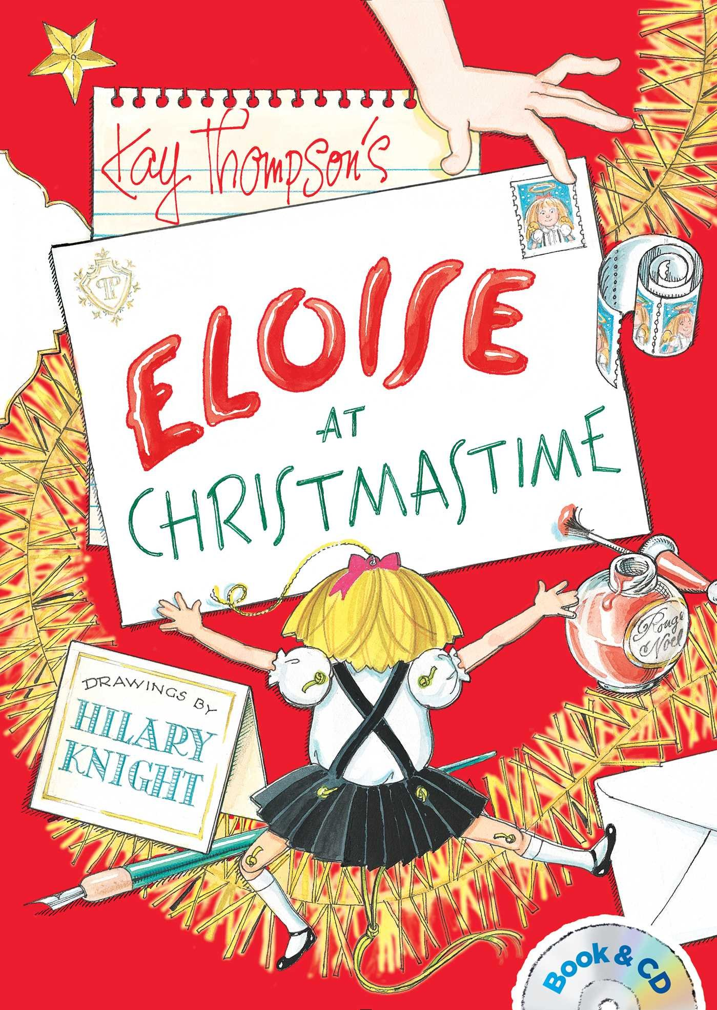 Christmas Specials: The poster for Eloise At Christmastime (2003).