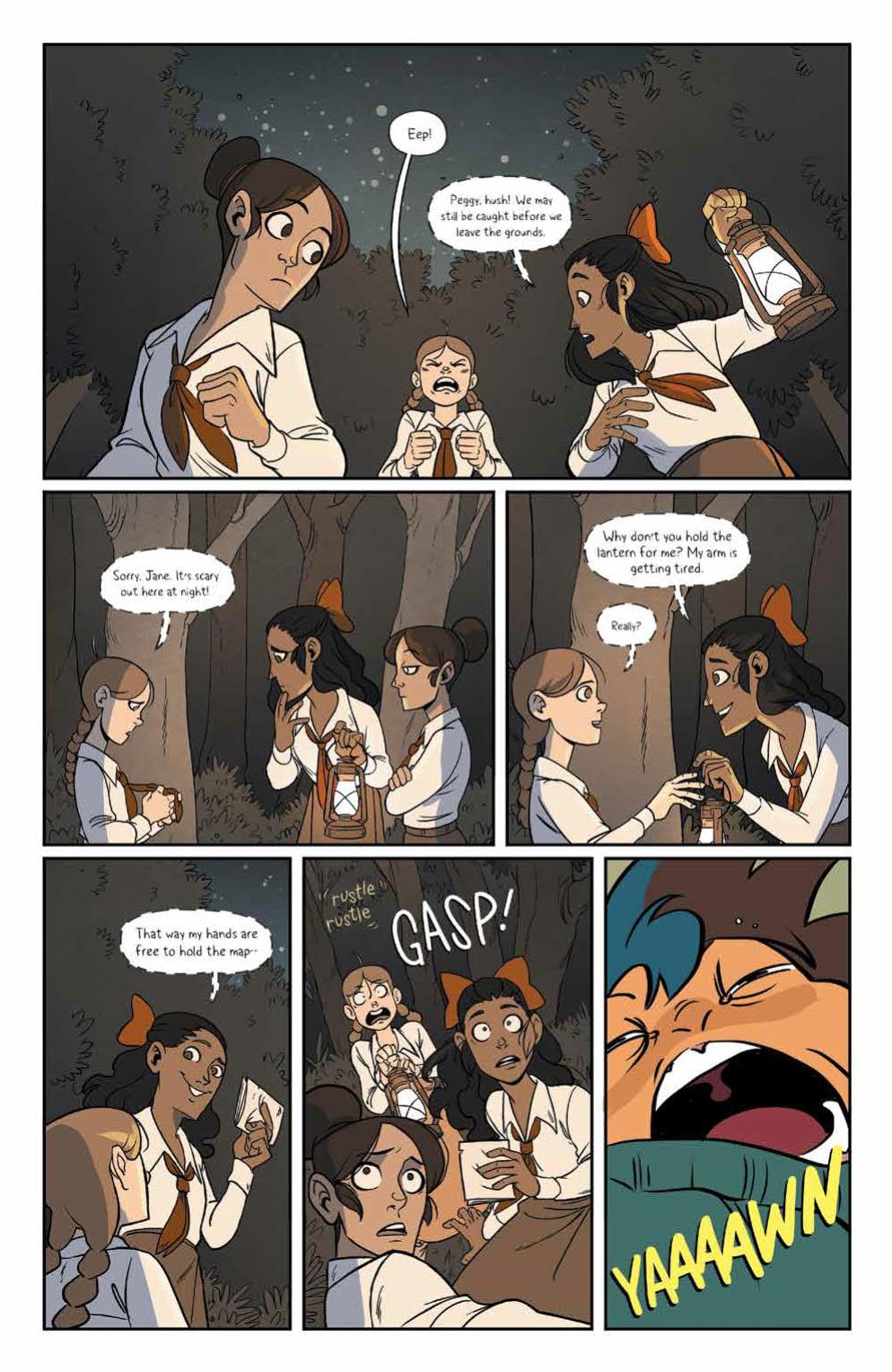 Page 4 of Lumberjanes #69