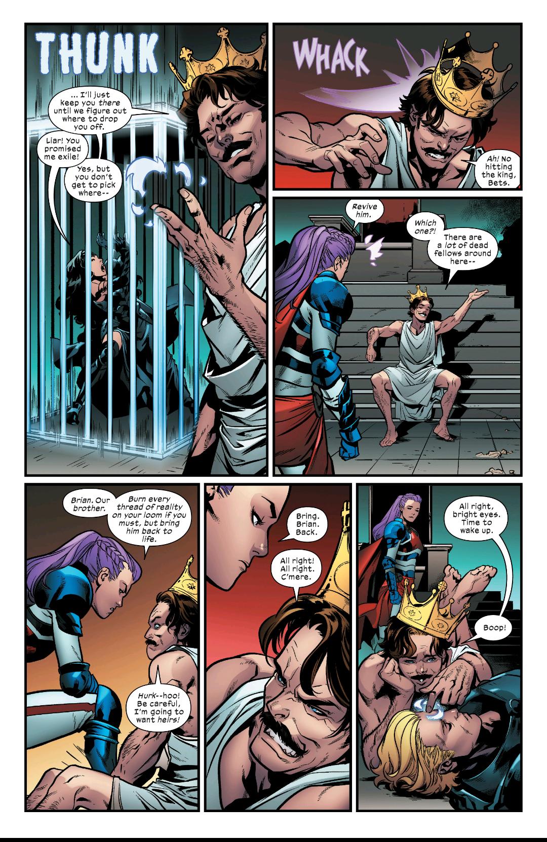 Excalibur #6 - Marvel (2020)
