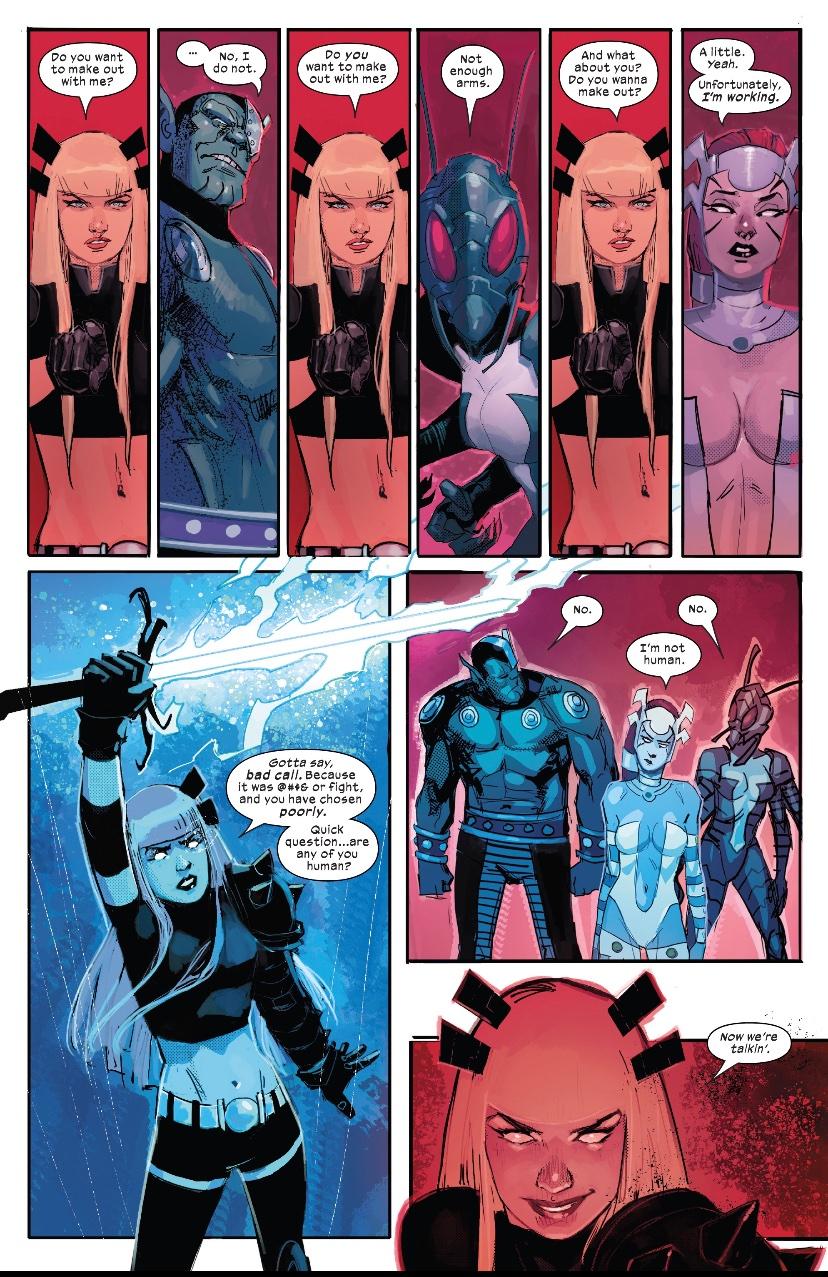 New Mutants #5 - Marvel (2020).