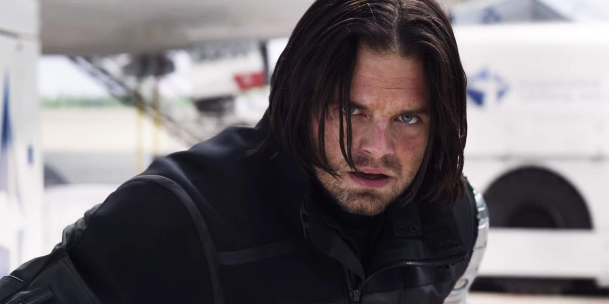 Bucky Barnes in Captain America: Civil War