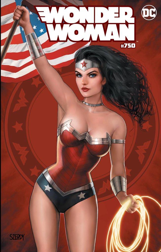 Wonder Woman #750, Szerdy variant