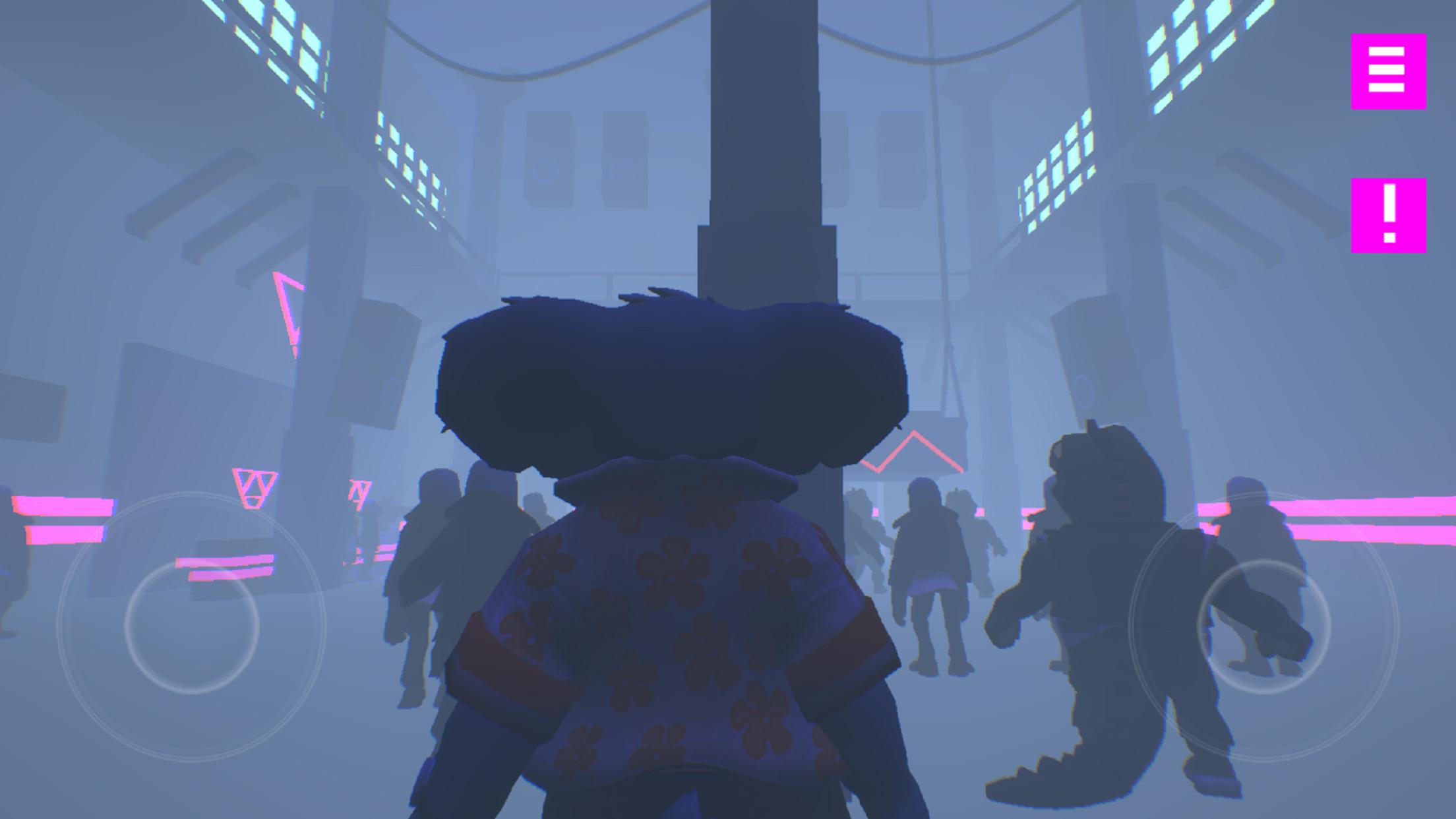 Stone Club Scene