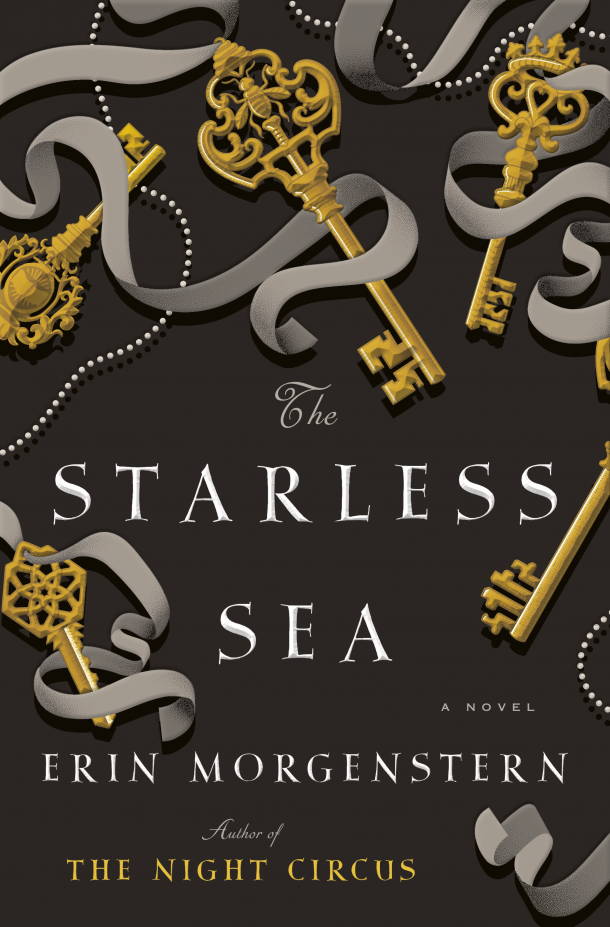US Cover of the Starless Sea