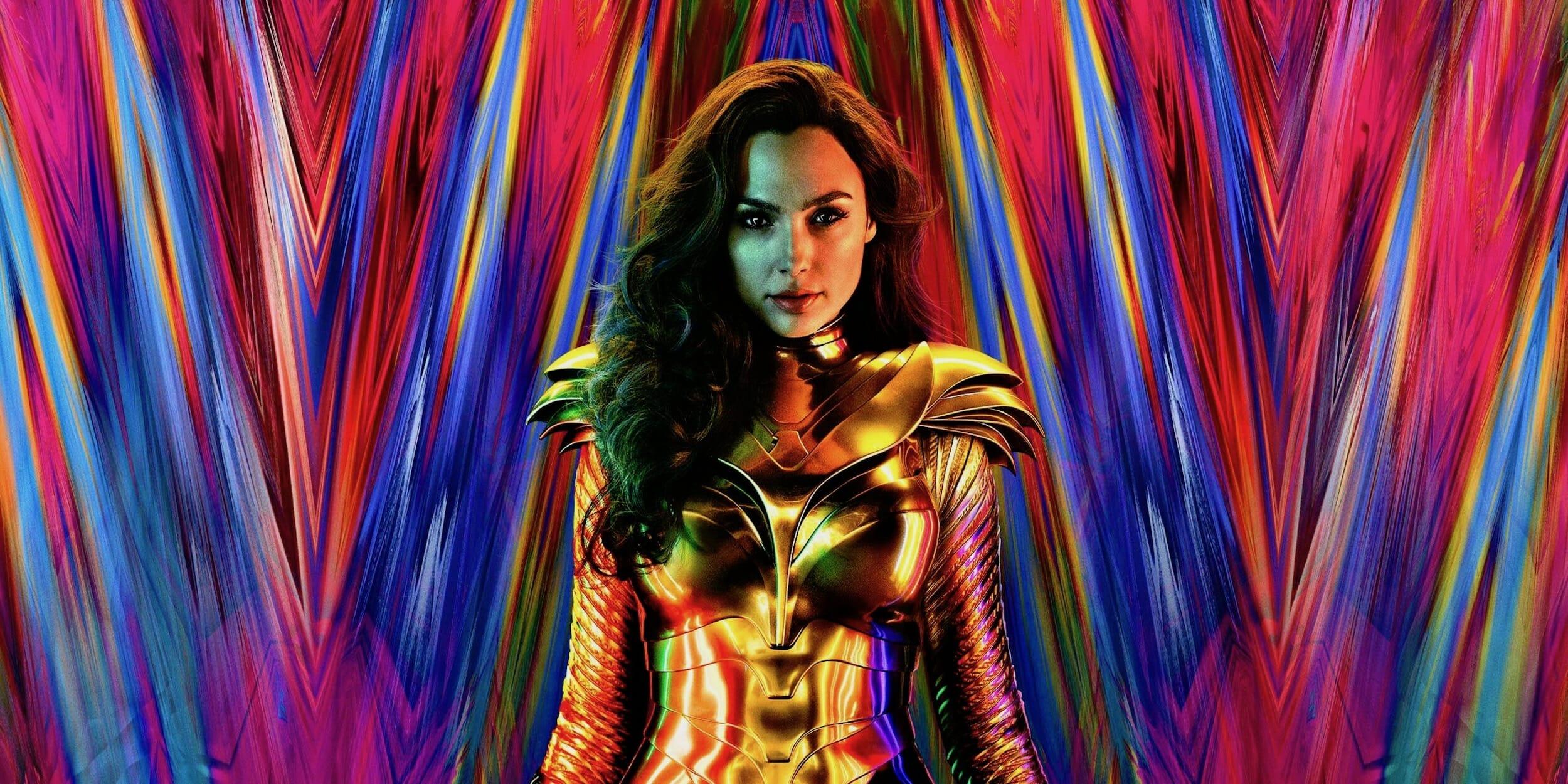 Wonder Woman, an iconic female hero of the cinematic era.