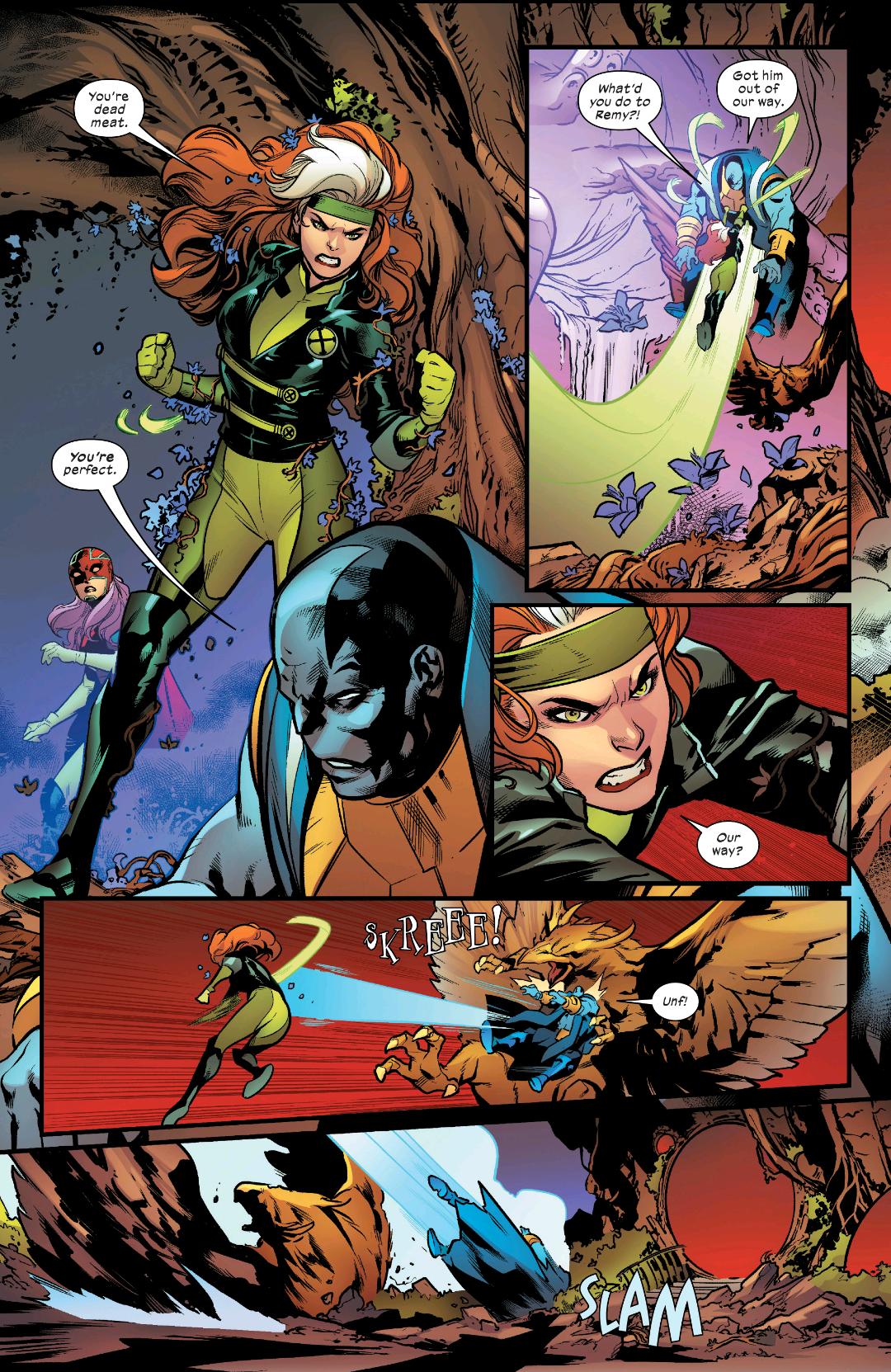 Excalibur #5 - Marvel (2020)