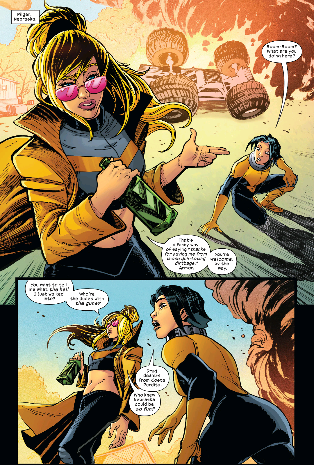 New Mutants #6 - Marvel (2020)