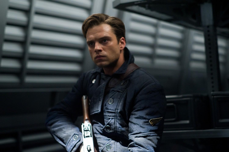 Marvel Hero James Buchanan Barnes in Captain America: The First Avenger