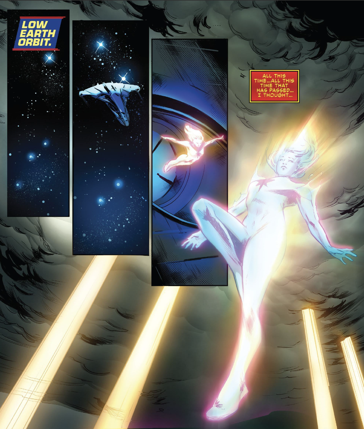 Page 9 of Captain Marvel: The End #1