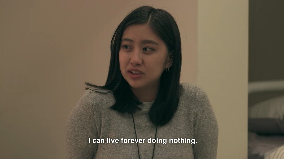 Minori Nakada on Terrace House is a personal favorite and a unique addition to the cast.