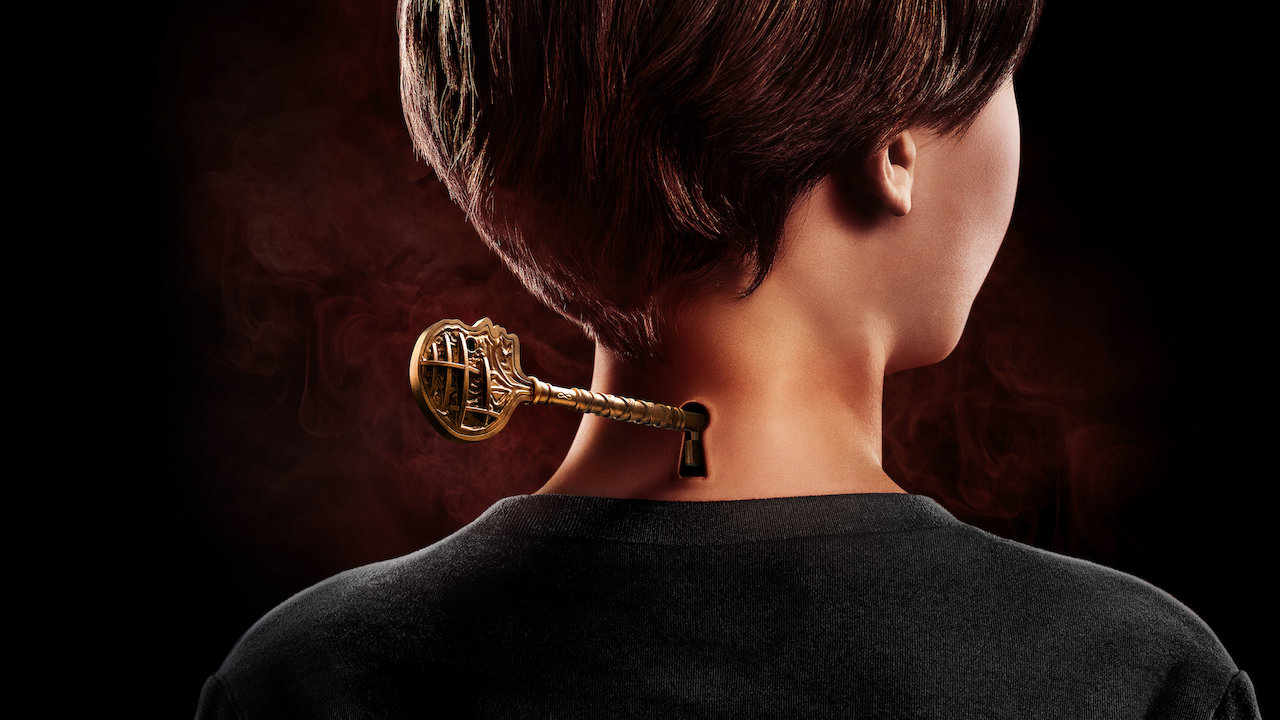 Head key, Locke and Key tv show