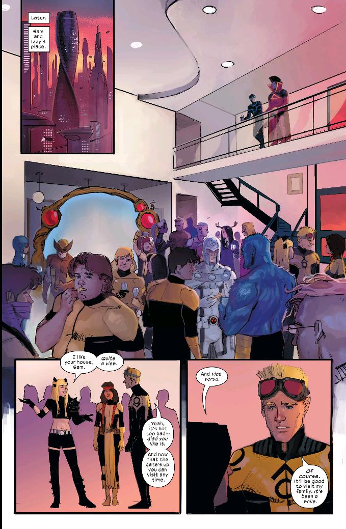 New Mutants #7-Marvel comics 2020