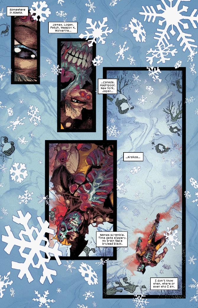 Wolverine #1 - Marvel Comics (2020)