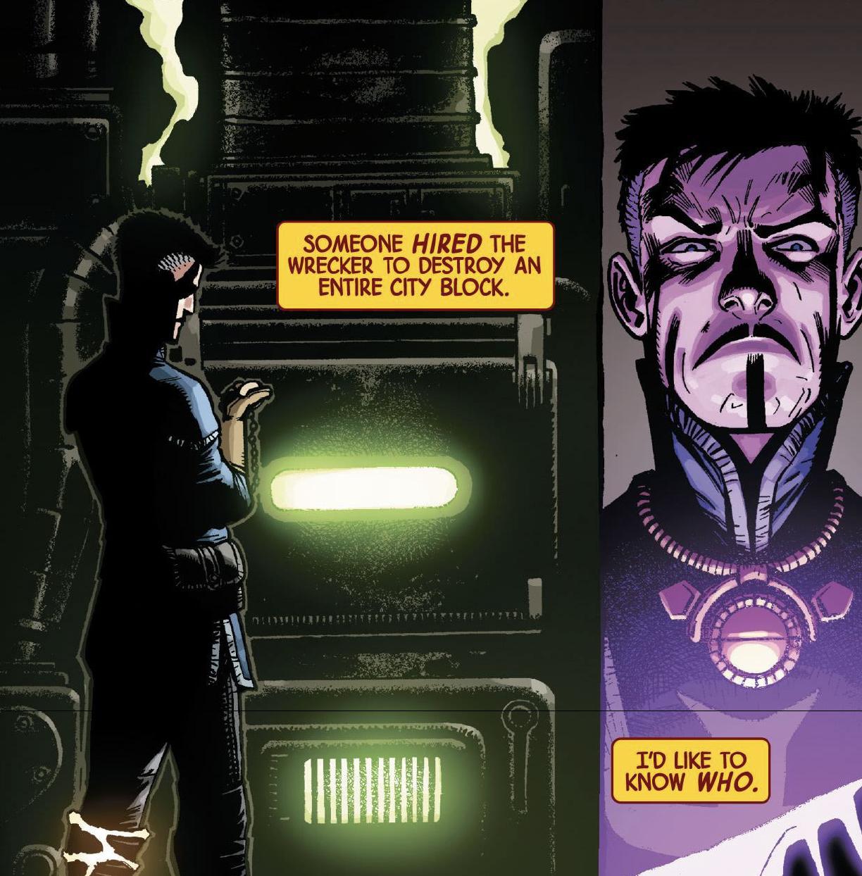 Page 6 of Dr. Strange: Surgeon Supreme #2
