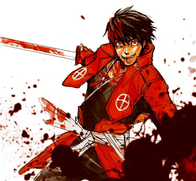 Zerochan; Characters By Hirano Kouta and Young King Ours (Shounen Gahosha)