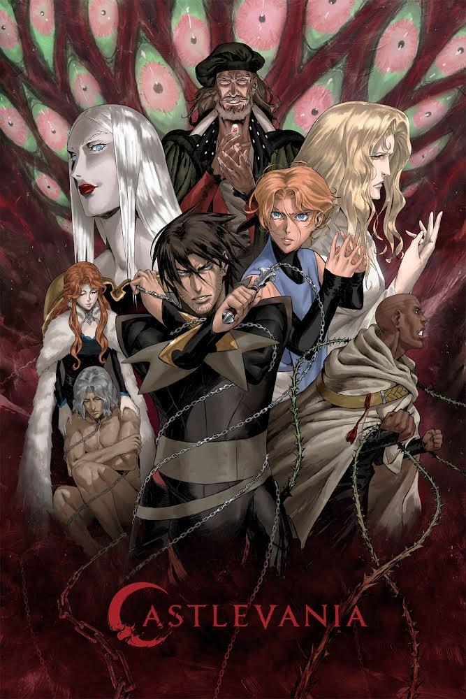 The season 3 poster