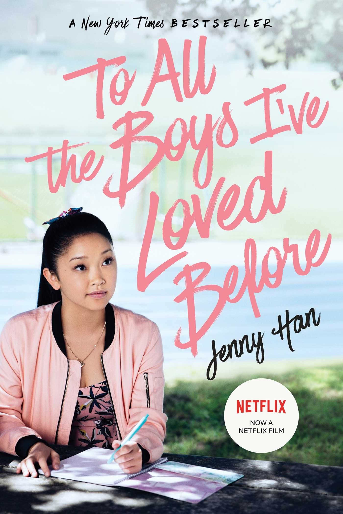 To All The Boys I've Loved Before is one of my favorite books for when I am sick.