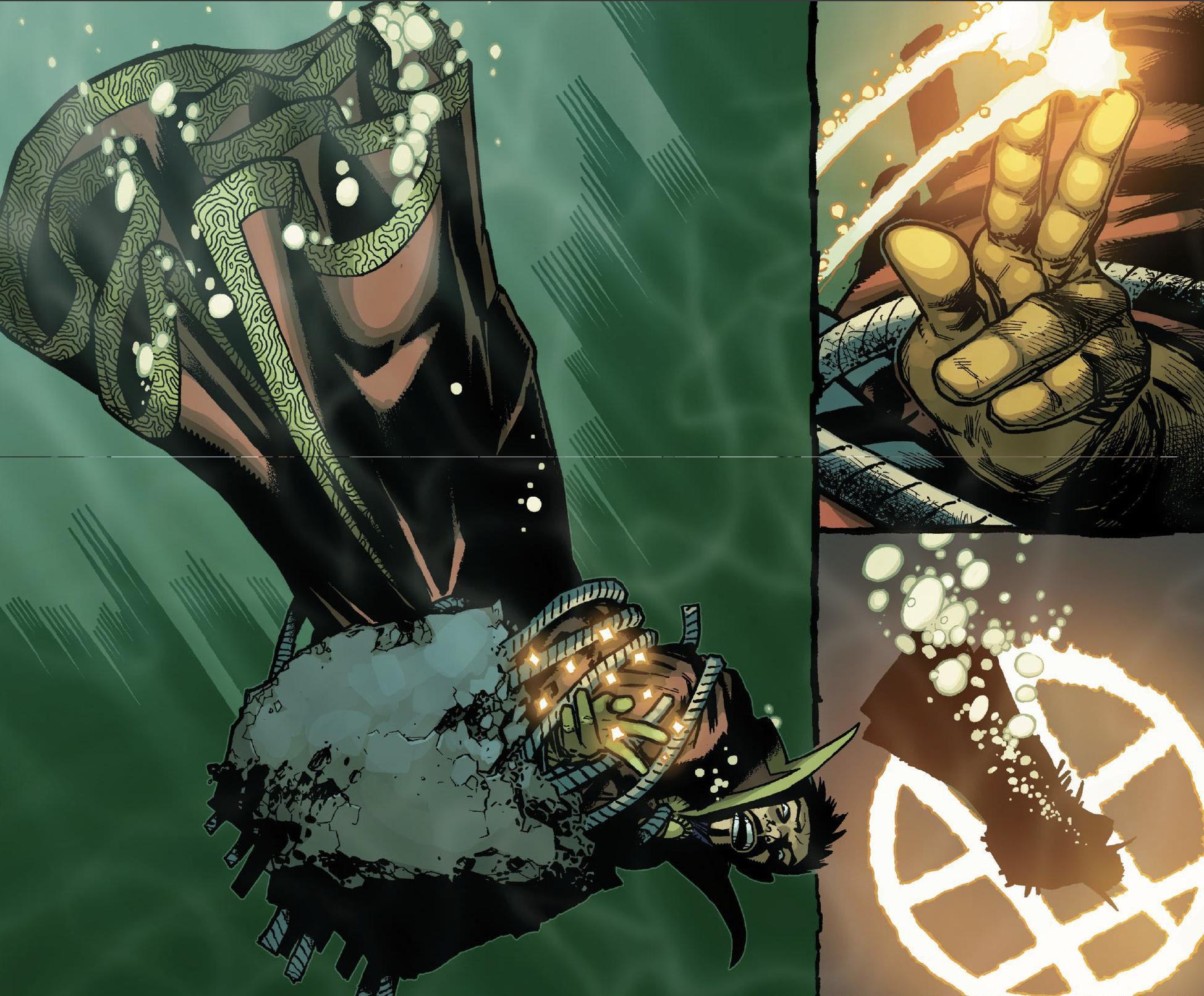 Page 3 of Dr. Strange: Surgeon Supreme #2