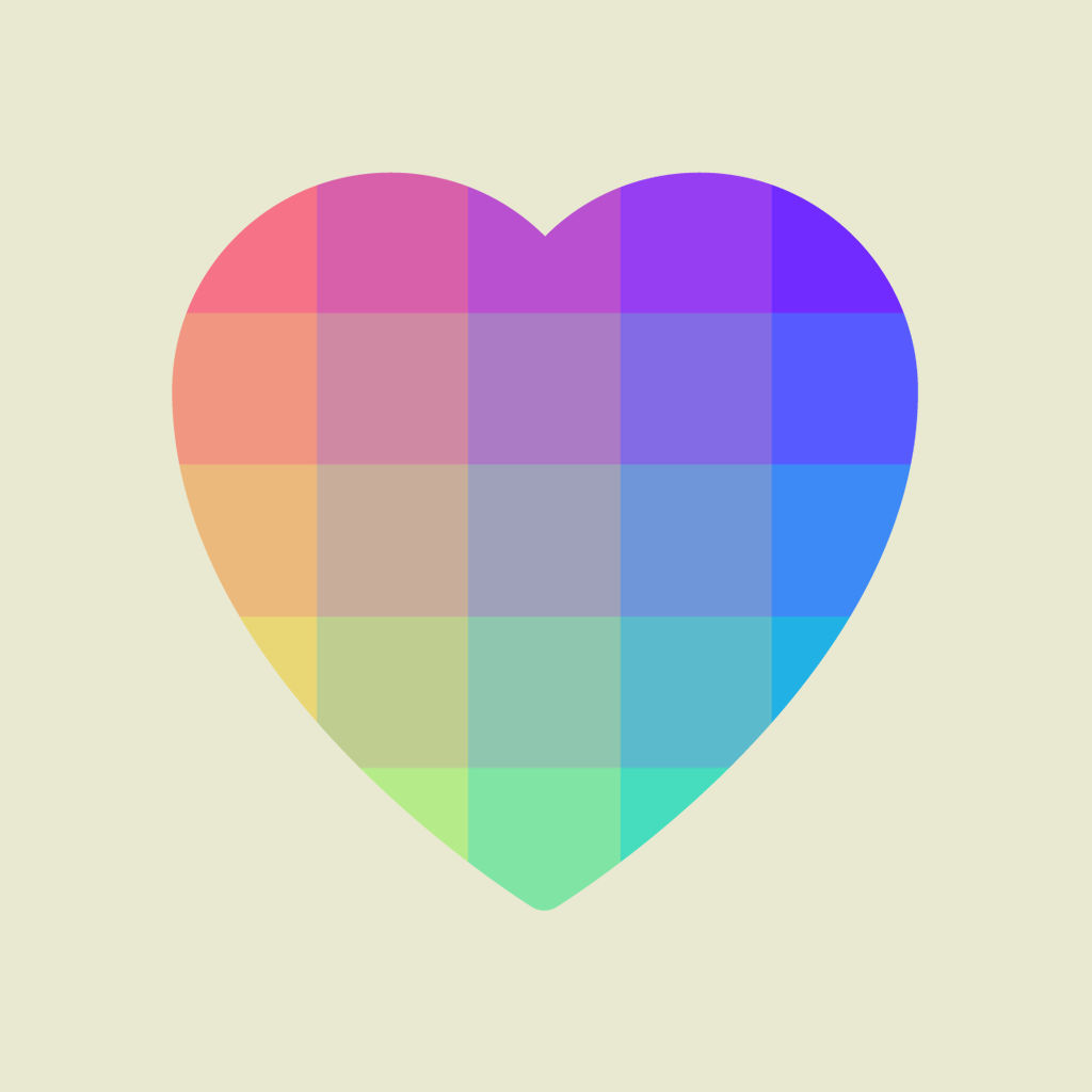 """""""I Love Hue"""" is a zen mobile game for your devices"""