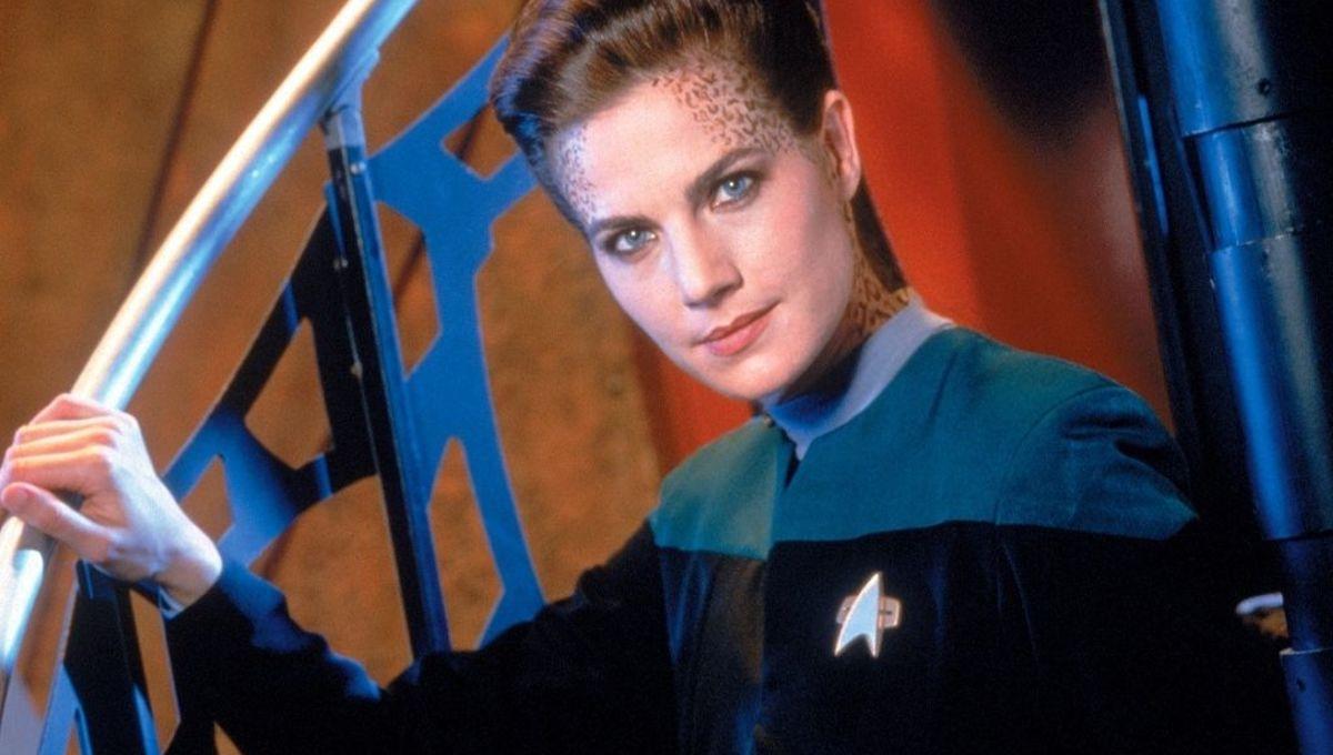 Terry Farrell as Jadzia Dax in Star Trek: Deep Space Nine, where better endings weren't rare