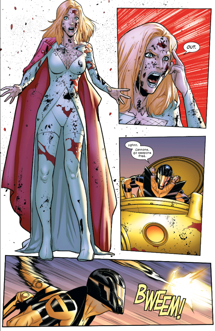 Marauders #9 // Marvel Comics (2020)